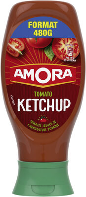 Amora Tomato Ketchup Nature - Prodotto - fr