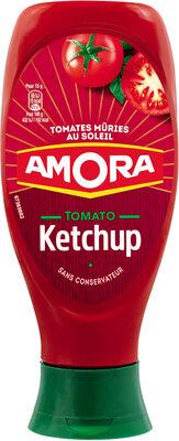 AMORA Ketchup Flacon Souple tête en bas - Product - fr