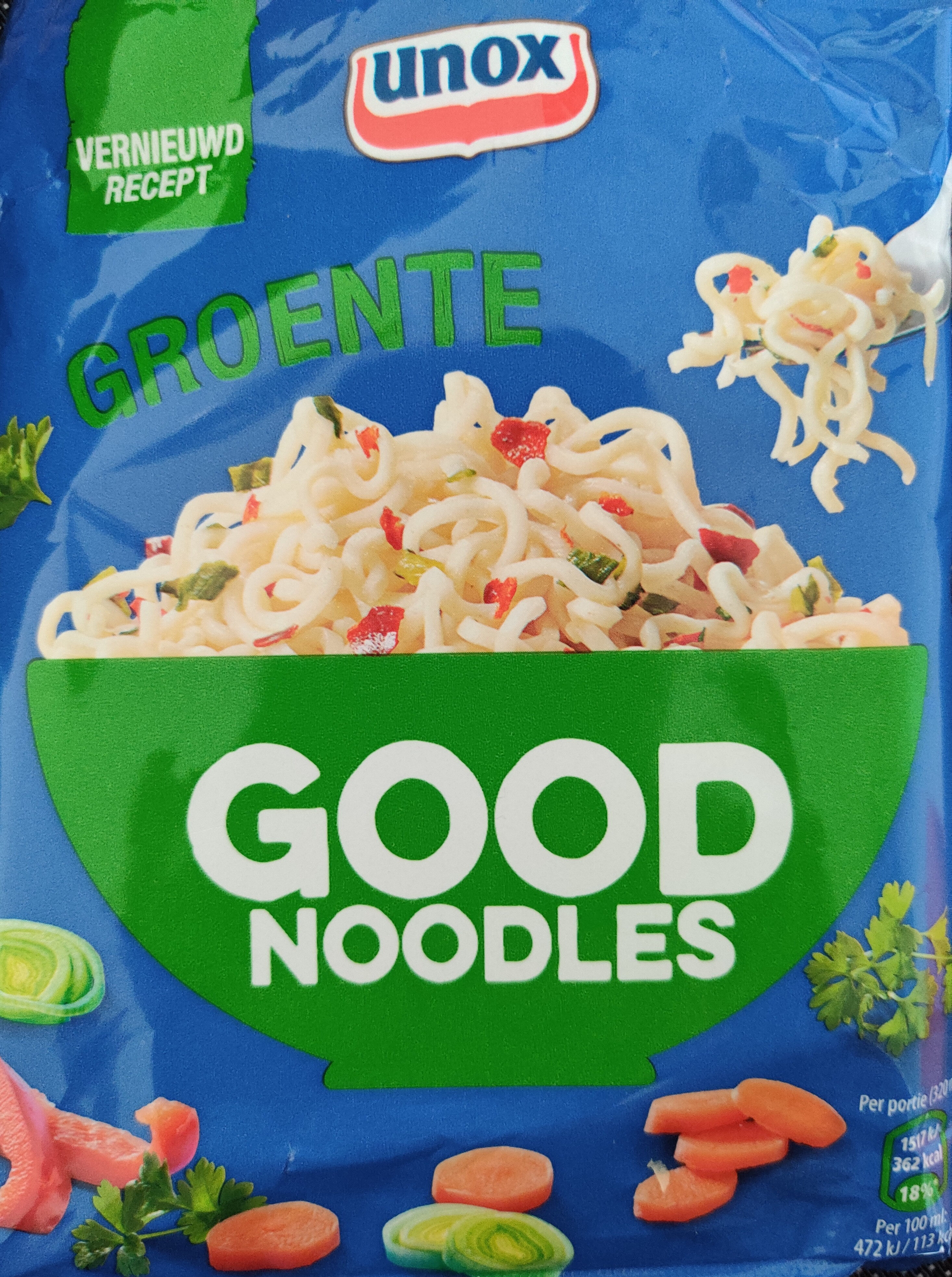 Good Noodles Groente - Product - nl