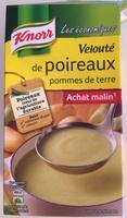 Velouté de poireaux pommes de terre - Product
