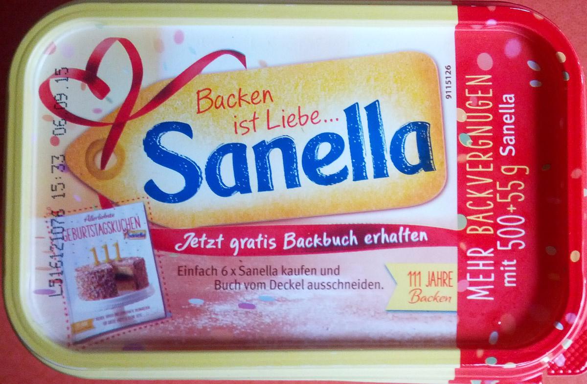 Sanella - Product