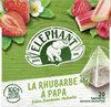 Elephant Tisane Fraise Framboise Rhubarbe 20 Sachets - Produit