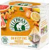 Elephant Infusion Pamplemousse Citron Mandarine 20 Sachets - Product
