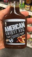 American Smokey BBQ Sauce - Product - fr
