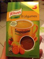 Soupe 8 legumes - Product - fr