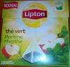 thé vert pomme menthe - Product