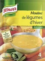 Knorr Mouliné de Légumes d'Hiver 95g 4 Portions - Produit - fr