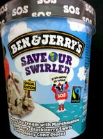 Save our swirled - Produkt