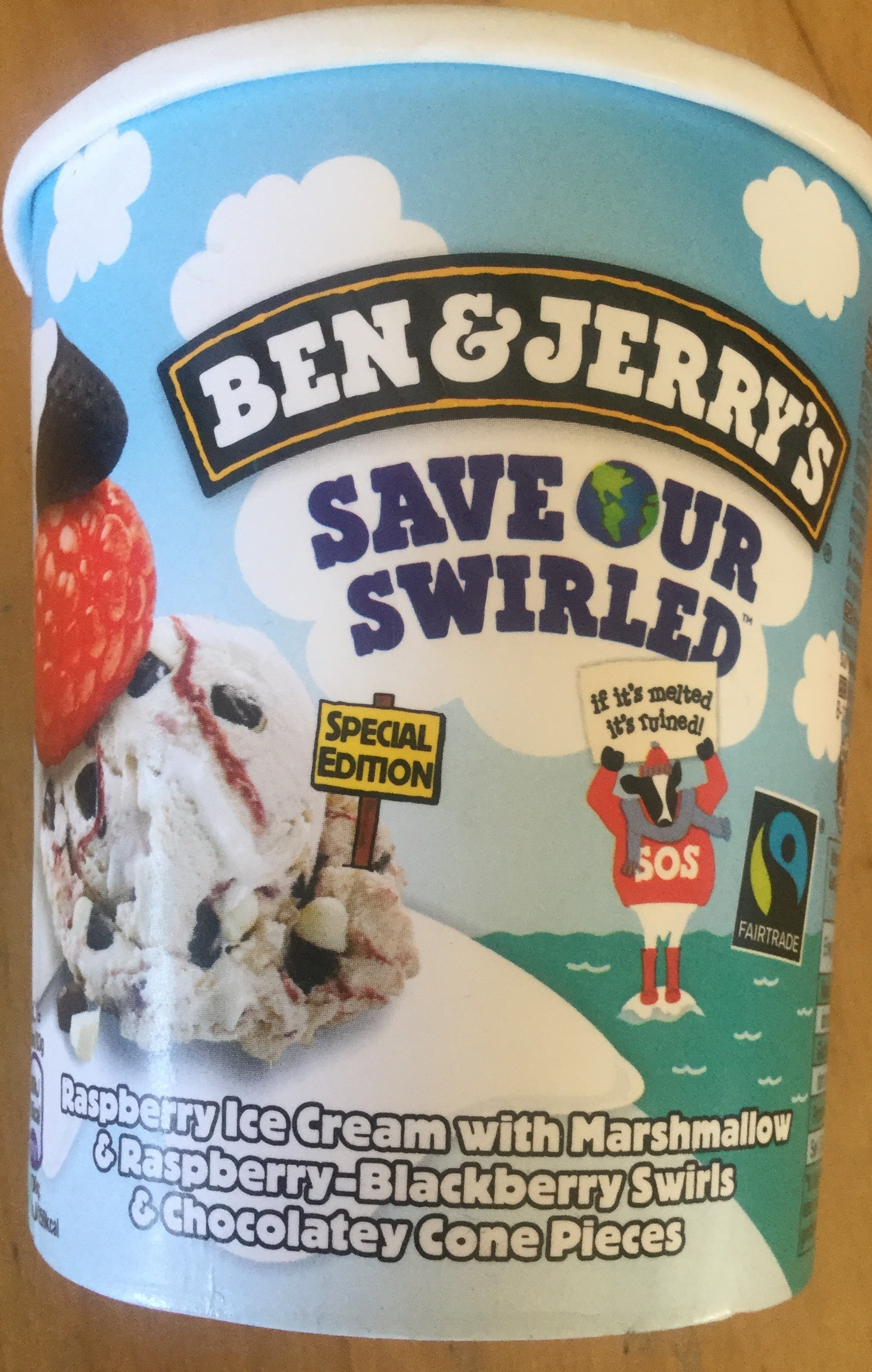 Save our swirled - Produit - fr
