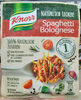 Spagehetti Bolognese - Product