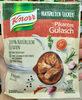Pikantes Gulasch - Product