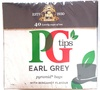Earl Grey pyramid bags - Product
