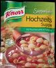 Knorr Suppenliebe Hochzeitssuppe - Produkt