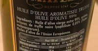 Maille Huile d'Olive Saveur Truffe - Ingredienti - fr