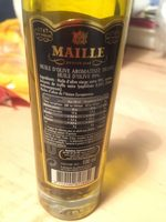 Maille Collection Boutique Huile d'Olive Saveur Truffe - Informations nutritionnelles - fr