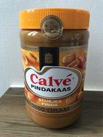 Calvé Pindakaas stukjes pinda 1000 gram - Produit - fr