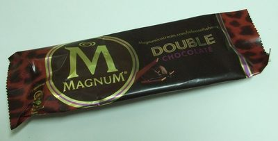 Magnum Double Chocolate - Produit - pt