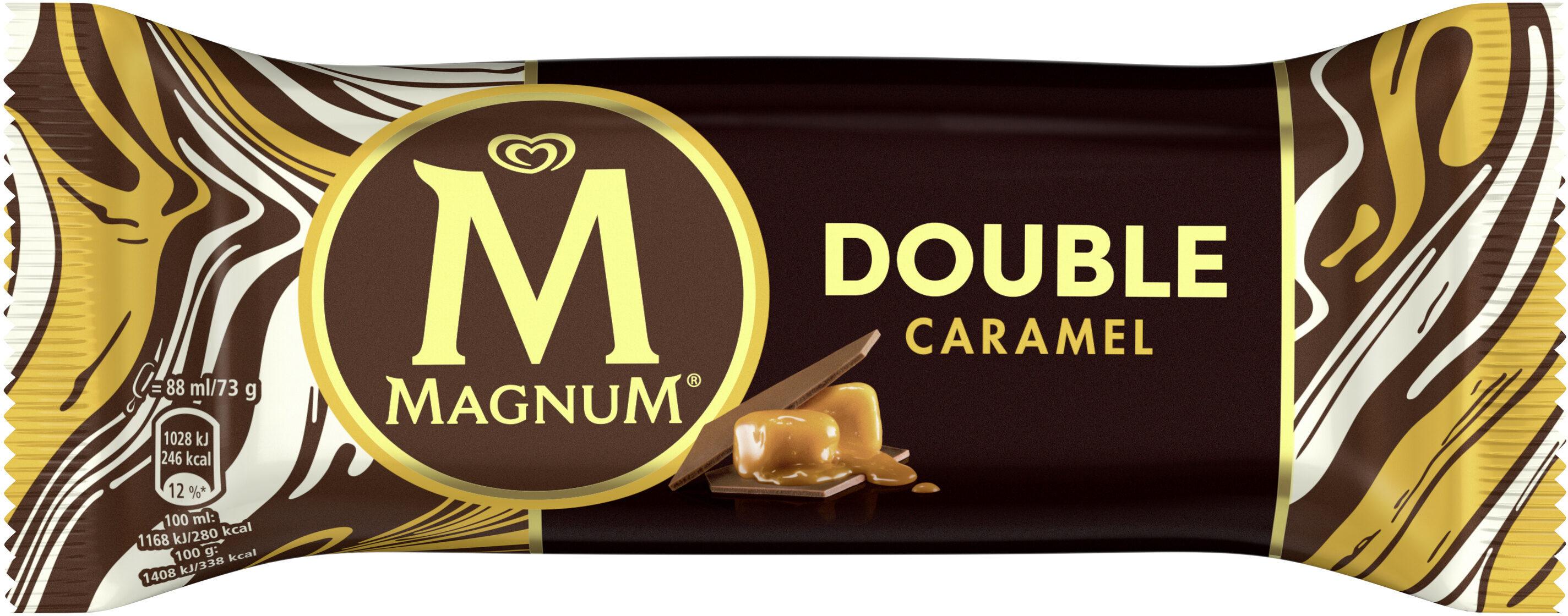 magnum double caramel sverige