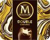 Magnum Glace Bâtonnet Double Caramel x4 - Produit