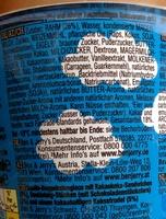 S'wich Up Cookie Dough - Inhaltsstoffe - de