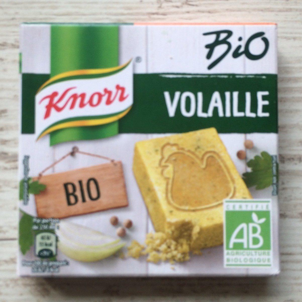 Bouillon Volaille Bio - Product