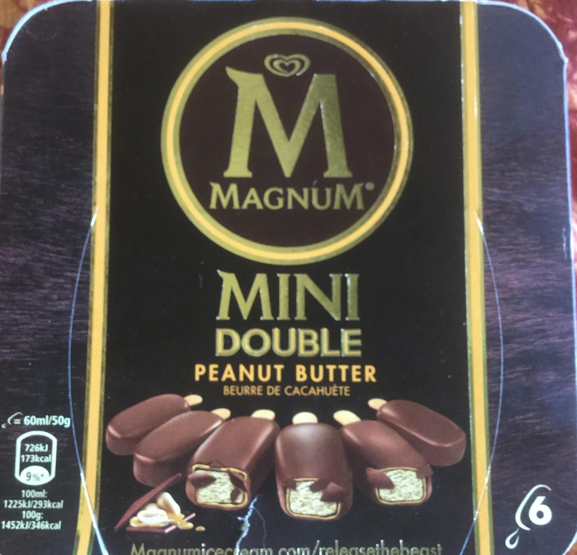 Mini Double Beurre de Cacahuètes - Producto