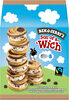 Ben & Jerry's Glace Pot Mini Son of a Wich Cookie Dough - Produit