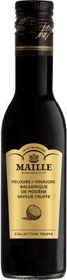 Maille Velours De Vinaigre Balsamique de Modène Saveur Truffe 25cl - Prodotto - fr