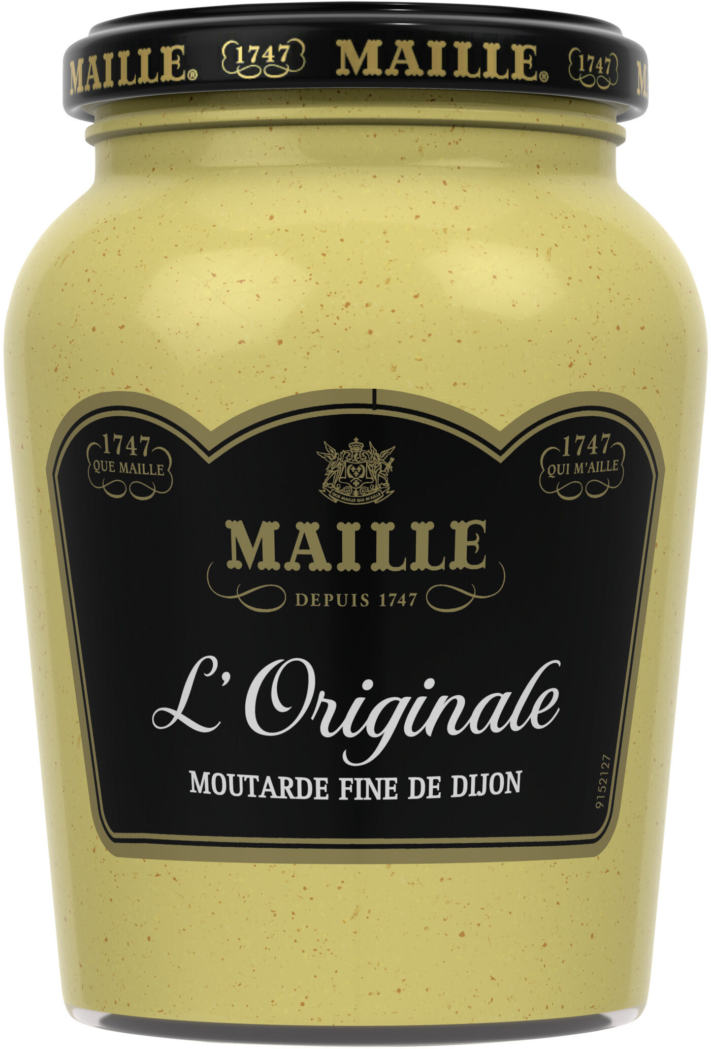 L'Originale Moutarde Fine De Dijon - Product - fr