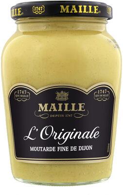 Moutarde Fine de Dijon L'Originale - Produit - fr