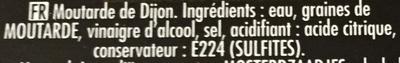 Mail mout orig whisk - Ingredienti - fr
