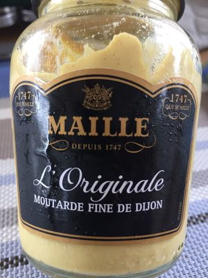 L'Originale Moutarde fine de Dijon - 製品 - fr