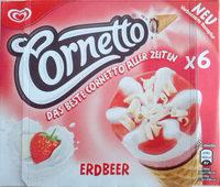 Cornetto Erdbeer - Product