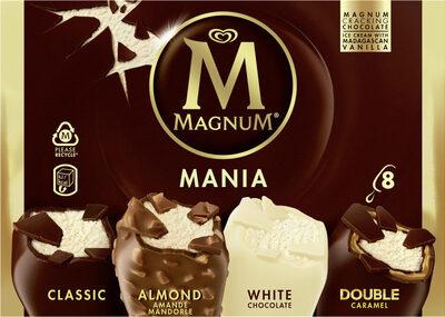 Magnum Glace Bâtonnet Mania x8 880ml - Prodotto - fr
