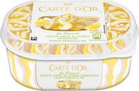 Carte D'or Glace Tarte Citron Meringuée 900ml - Prodotto - fr