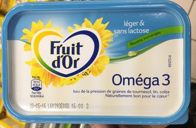 Oméga 3 Léger & Sans Lactose - Product
