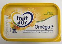 Fruit d'Or doux Tartine & Cuisson Oméga 3 - Product - fr