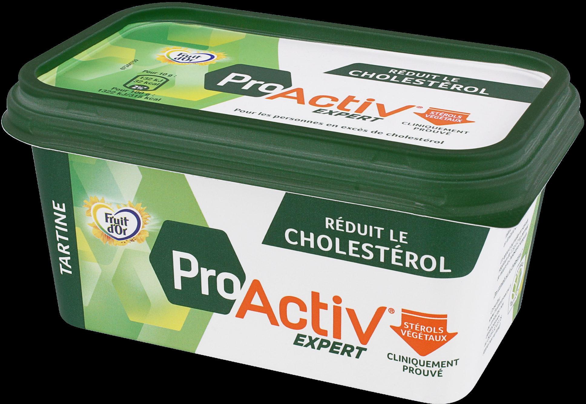 Fruit d'Or ProActiv EXPERT Tartine 35% de mat. Grasse - Product - fr
