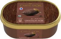 Carte D'or Glace Chocolat Noir au Cacao d'Equateur - Produit - fr