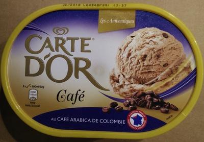 Les Authentiques Café - Produit