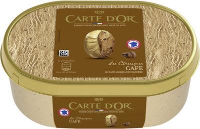 Carte D'or Les Authentiques Glace au Café Arabica de Colombie Bac - Prodotto - fr