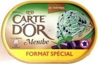 Glace menthe - Produit - fr