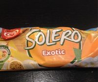 Glace Solero Exotic - Producto