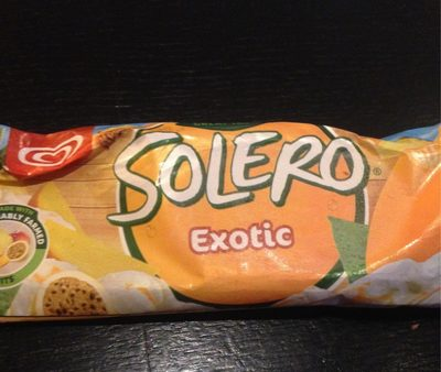 Glace Solero Exotic - Product - fr