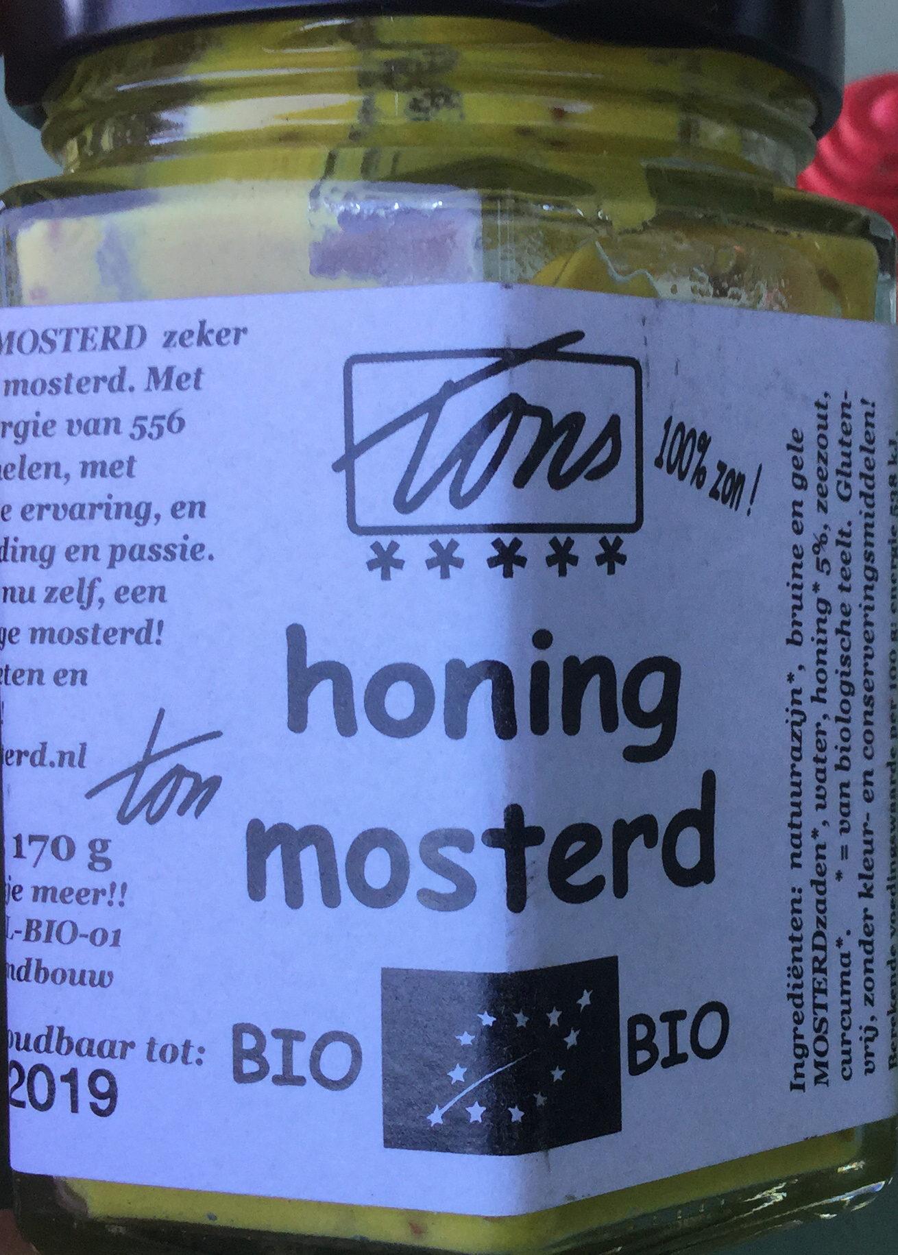 Honingmosterd - Product - nl