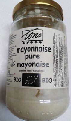 Mayonnaise pure - Product