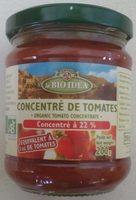 Concentré de tomates - Product - fr