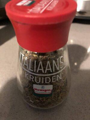 Italiaanse kruiden - Product - nl