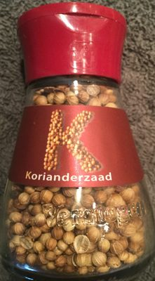 Korianderzaad - Product