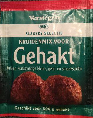 Kruidenmix voor Gehakt - Product - nl